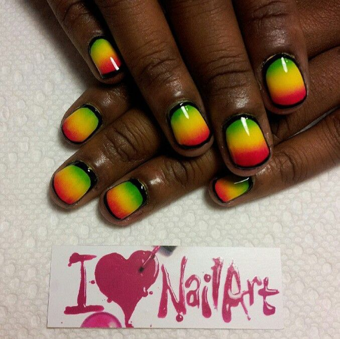 Top 100 Best African Nail Art Designs For 2018