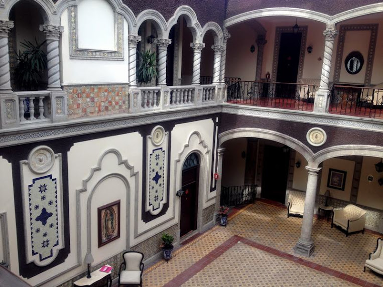 Hotel Morales, Guadalajara