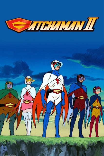Gatchaman II