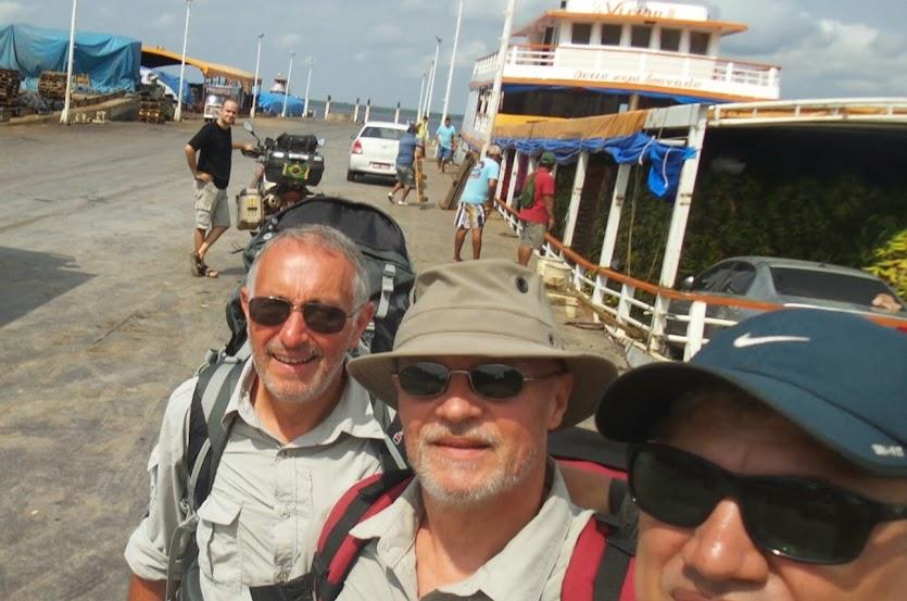 Brasil - Rota das Fronteiras  / Uma Saga pela Amazônia - Página 2 20140907_104546