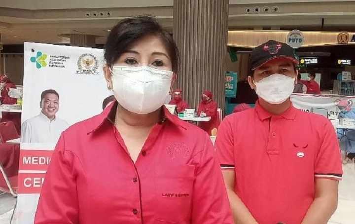 Mengenal Lebih Dekat Sosok Anggota DPRD DKI Jakarta Fraksi PDIP, Lauw Siegvrieda...