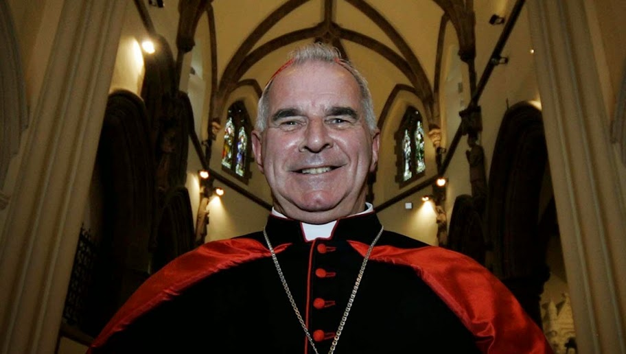Pope Francis accepts resignation of accused Cardinal O'Brien