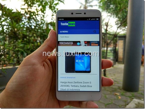Benchmark Xiaomi Redmi 4X: AnTuTu, CPU-Z, Vellamo & Geekbench