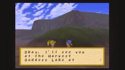 Di dalam seri Harvest Moon ini terdapat  Endangered Weasel [ HM STH ]
