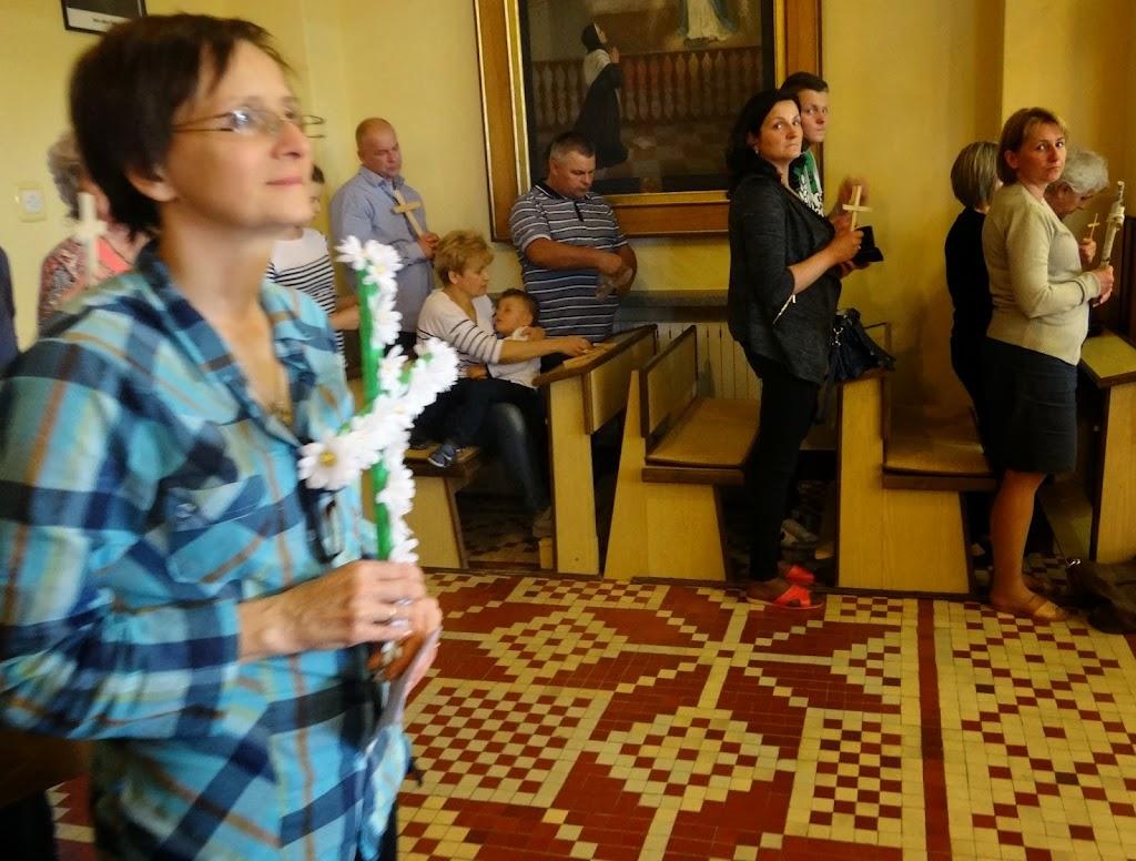 2014 Rekolekcje - Podwyższenie Krzyża Świętego w Częstochowie - DSC07462.JPG