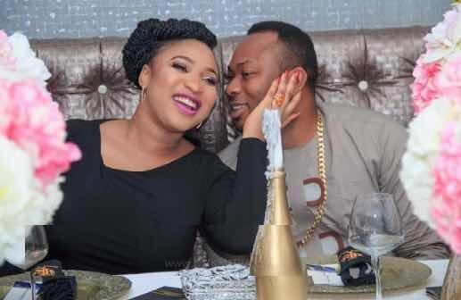 Tonto Dikeh & Ex- Husband Shade Each Other Again
