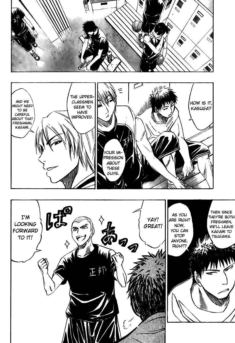Kuruko no Basket Manga Chapter 19 - Image 10