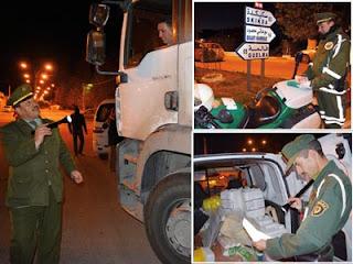 Une matinée avec le groupement de Gendarmerie nationale d'El-Tarf Sur la piste des contrebandiers