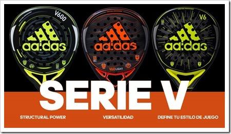 Gama Adidas V