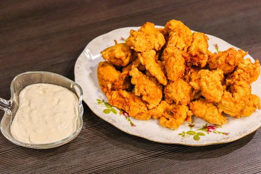 Kurczak w pysznej panierce
