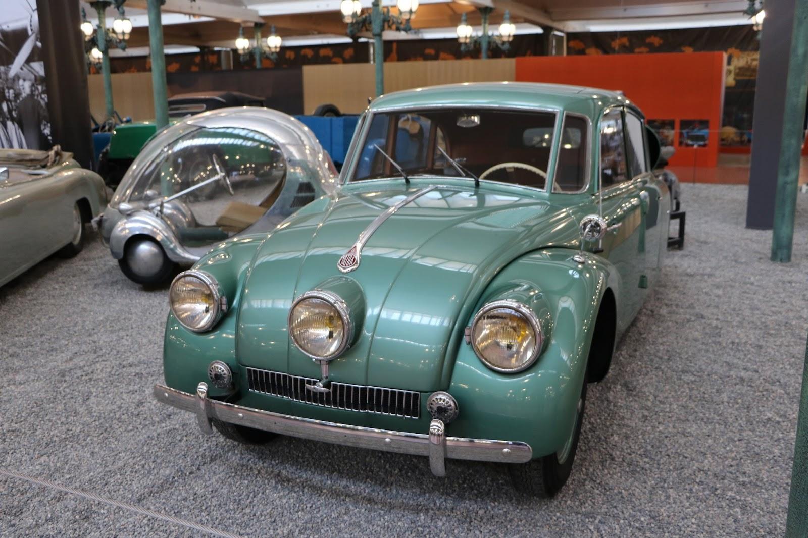 Schlumpf Collection 0874 - 1937 Tatra Limousine Type 87.jpg