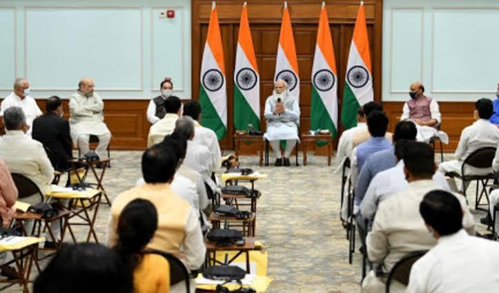 12 Menteri India Mengundurkan Diri Massal Termasuk Menkes