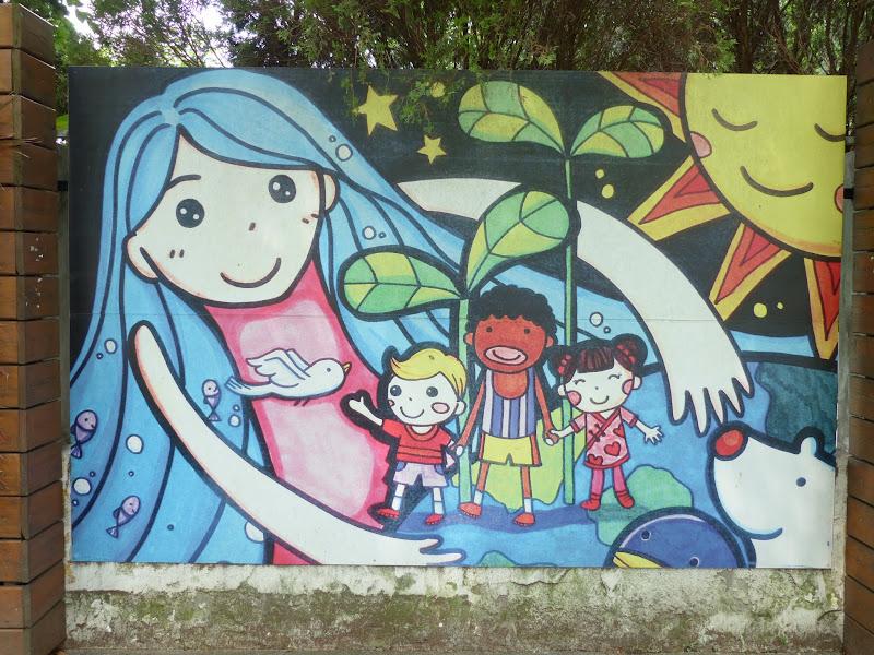 Taipei. Modélisme davions et Street art - P1250792.JPG