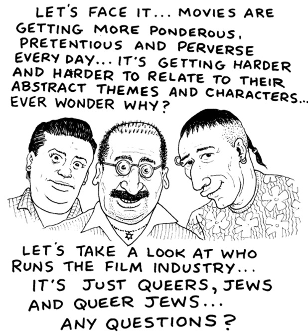 jews and queers