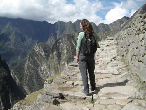 Camino Del Inca in Cuzco Peru Machu Picchu Picture