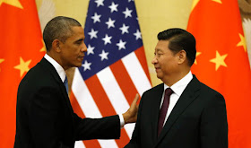Image of President Obama and President Xi Jinping in Washington