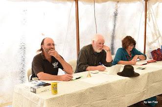 Photo: Talent Quest Judges