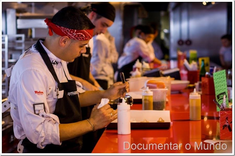 StreetXo, gourmet experience