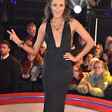 OIC - ENTSIMAGES.COM - Megan McKenna  Celebrity Big Brother 4th eviction from the Big Brother house . Elstree London 22nd January 2016 Photo Mobis Photos/OIC 0203 174 1069