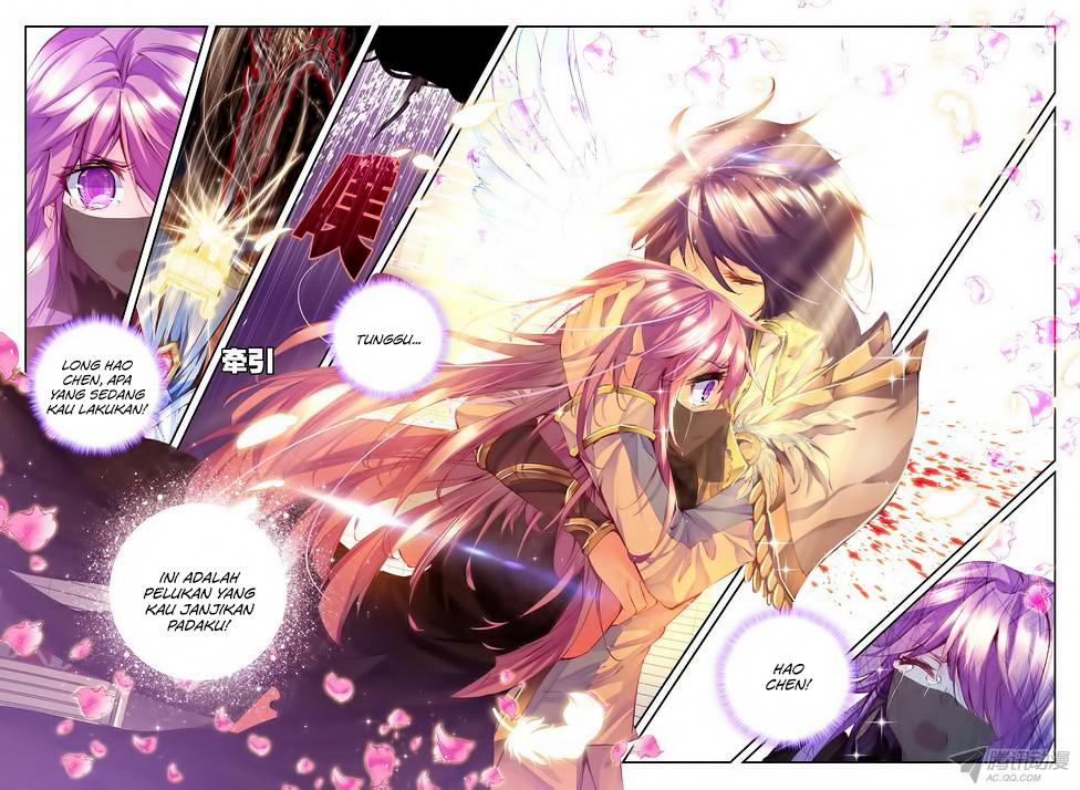 Baca Manga Shen Yin Wang Zuo Chapter 88 Komik Station