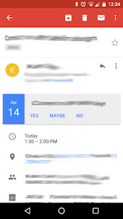Incoming calendar invites from outlook are blank google product incoming calendar invites from outlook are blank google product forums stopboris Gallery