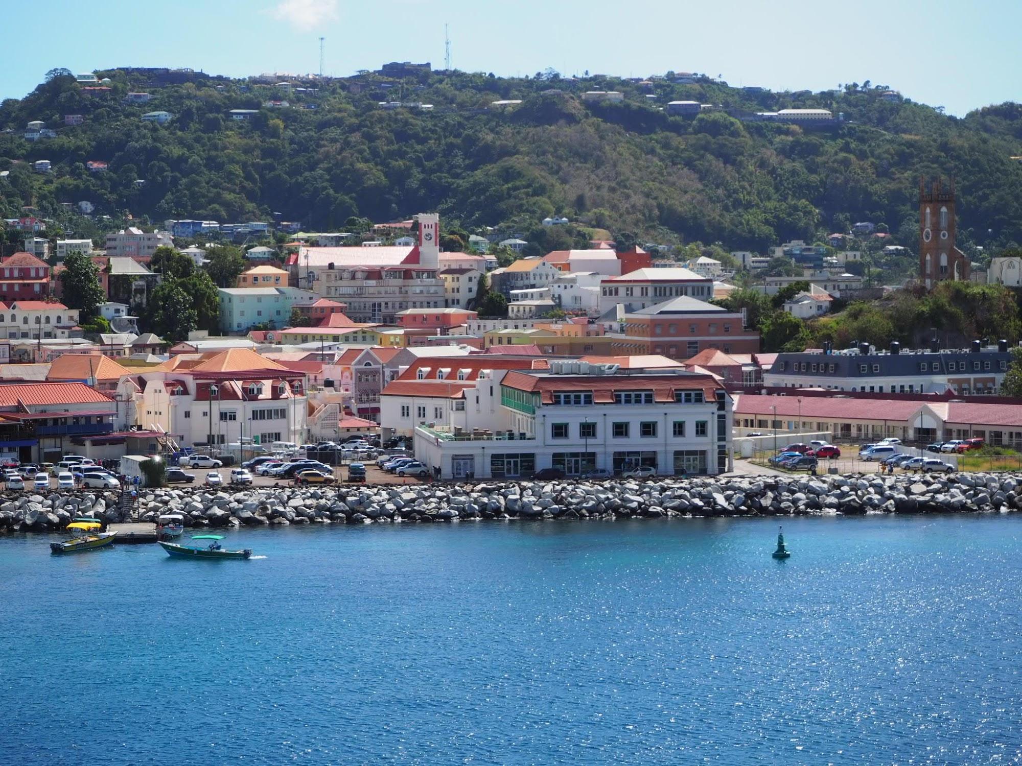 Reisinformatie Grenada