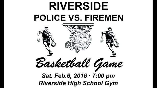 Riverside Township Police Information Center : Police vs