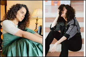 'Girls with curly hair more hilarious ': Kanika Dhillon on Taapsee Pannu and Kangana Ranaut