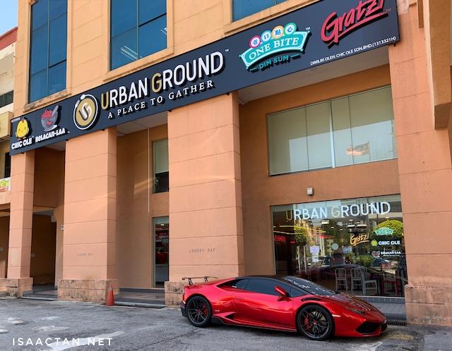 Urban Ground Kelana Jaya (Chic Ole, Belacan-Laa, One Bite, Gratzi)
