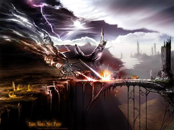 Nightmare Of Lands 29, Magical Landscapes 6