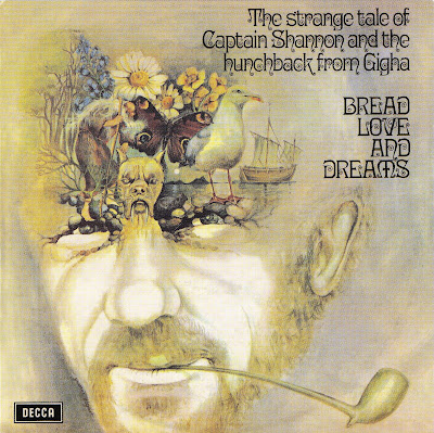 Bread, Love and Dreams ~ 1969 ~ The Strange Tale Of Captain Shannon And The Hunchback From Gigha