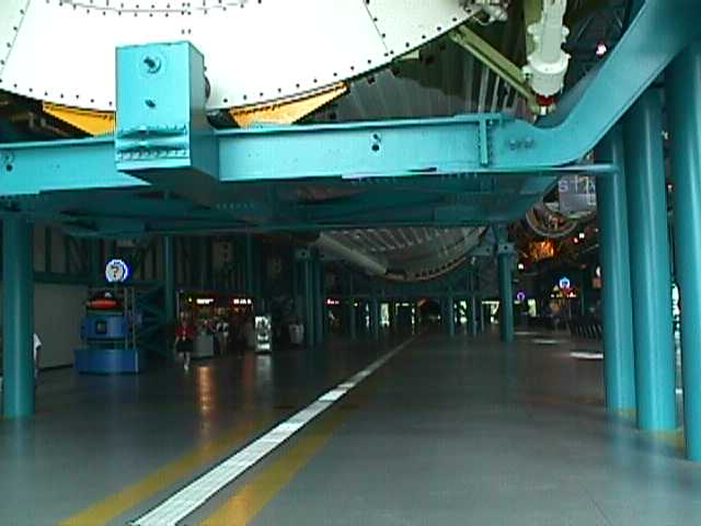 5010Exit from Saturn V Building