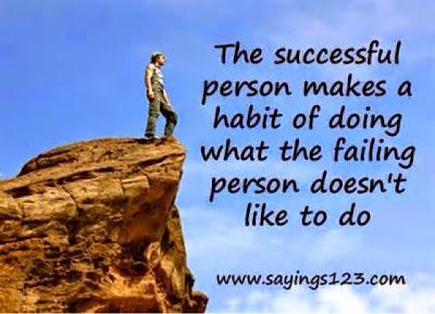 sikap orang berjaya