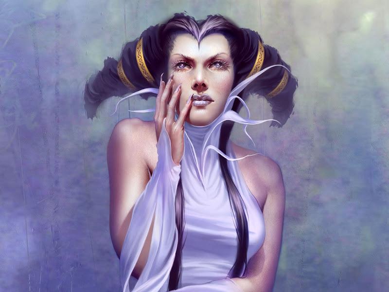 Beautiful Charmer Of Fair, Fantasy Girls 1