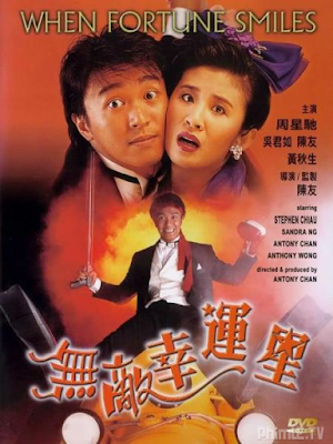 Phim Vận May Mỉm Cười - When Fortune Smiles (1990)