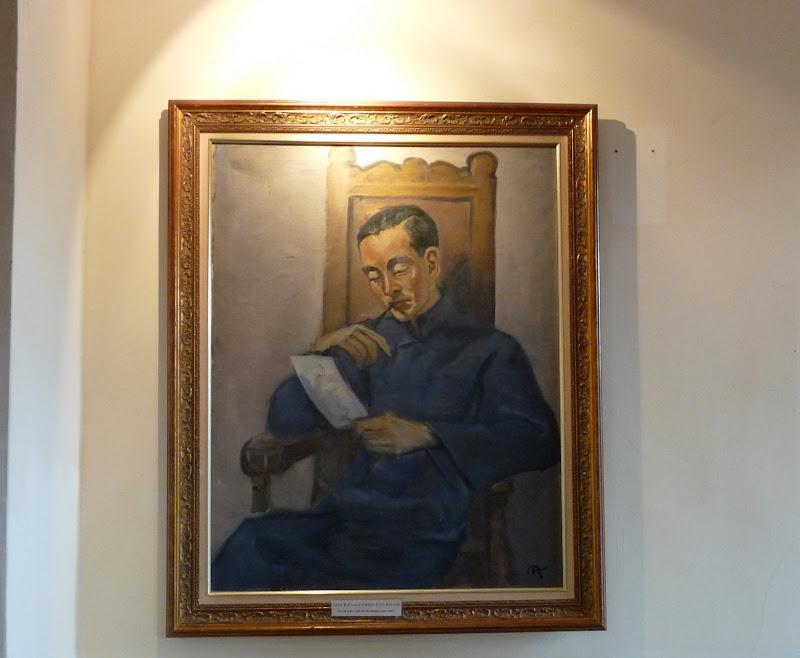TAIWAN.Taipei Maison de l écrivain Lin Yutang,et divers - P1100488.JPG