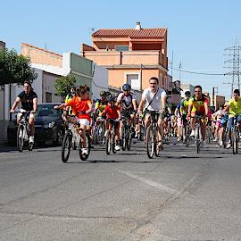 lia de la Bicicleta Montijo - © Luis Rodríguez