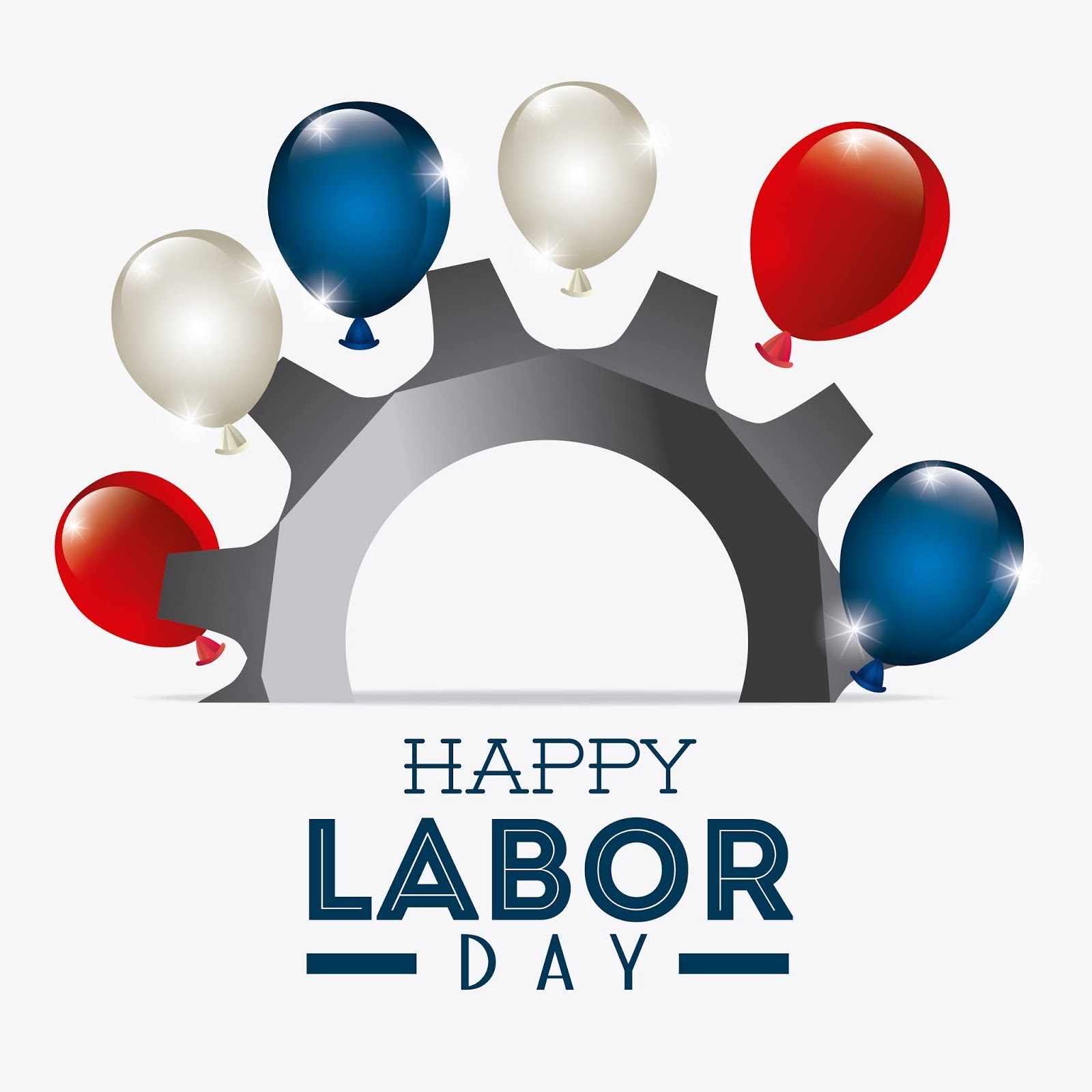 Happy Labor Day Design A	 Free Download Vector CDR, AI, EPS and PNG Formats