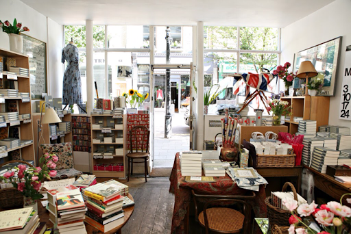 Persephone Books in London.