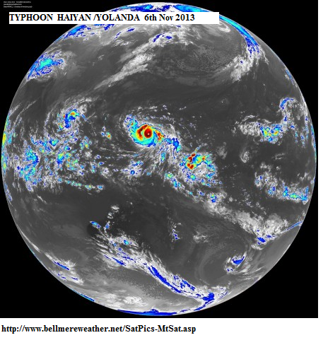 typhoon haiyan nov 2013