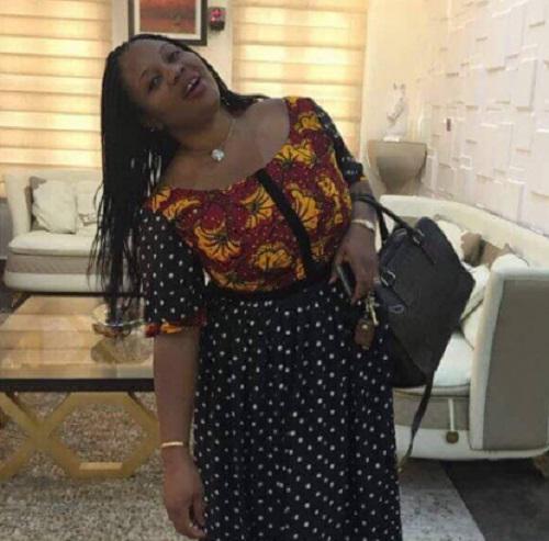 "Kidnapper Evans' Wife, Uchenna Begs Nigerians: ""Have Mercy On Us"" (Photo)"