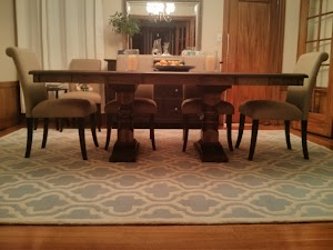 70″ x 42″ Marseille Table in Sugar Maple