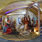 Požehnanie nového Betlehema v Sp. Belej