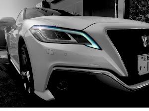 クラウン  RS hybridのカスタム事例画像 りさんの2019年01月18日23:40の投稿