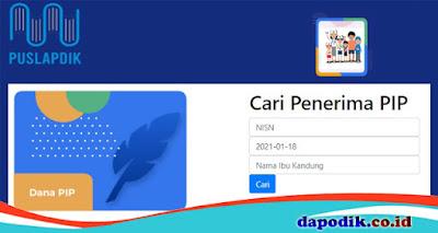 Cara Orang Tua Cek Dana Program Indonesia Pintar (PIP) Anaknya terbaru
