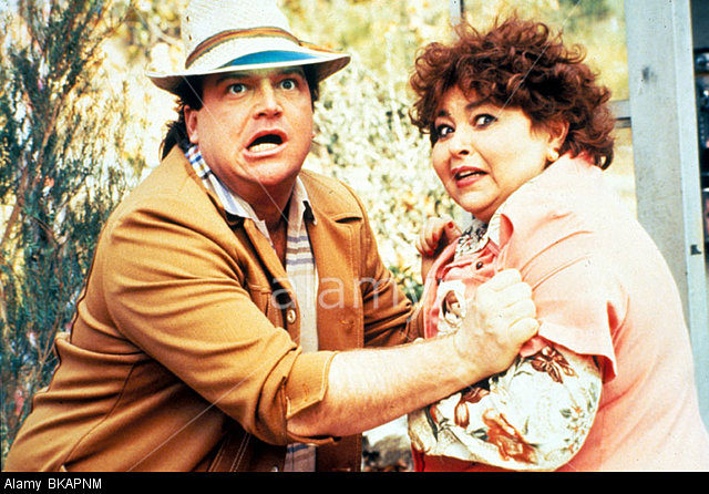 Lots of over the top cameos in Part 6, including Tom Arnold and his then wife Roseanne Barr.