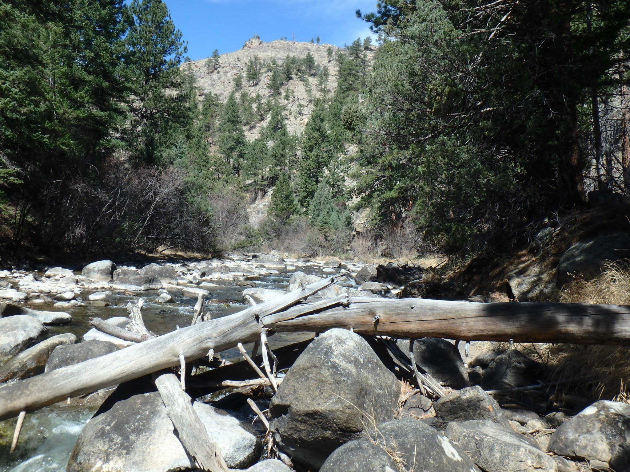 South boulder creek 03 22 2017 dave weller 39 s fly for Boulder creek fishing