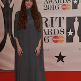 OIC - ENTSIMAGES.COM - Birdy at the  The BRIT Awards 2016 (BRITs) in London 24th February 2016.  Raymond Weil's  Official Watch and  Timing Partner for the BRIT Awards. Photo Mobis Photos/OIC 0203 174 1069