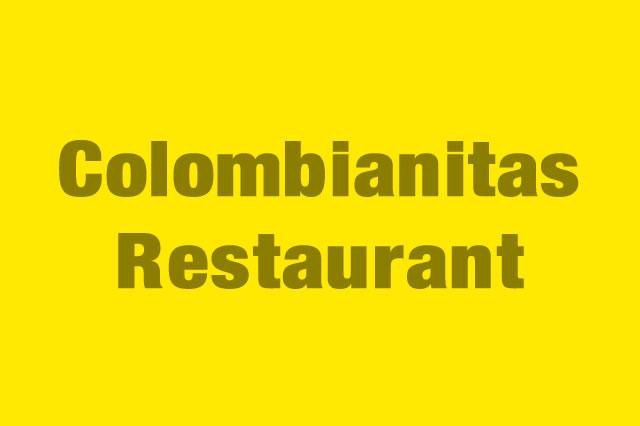 Colombianitas Restaurant es Partner de la Alianza Tarjeta al 10% Efectiva