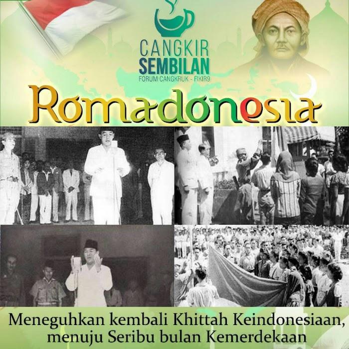 """Romadonesia """"Bulan Seribu Kemerdekaan"""""""